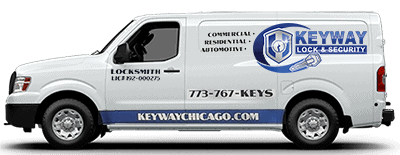 Keyway Lock & Security Mobile Locksmith Truck