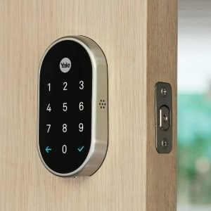Nest x Yale Lock is a Smart Deadbolt